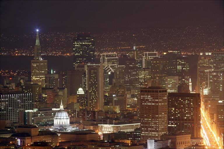 Downtown San Francisco,CA